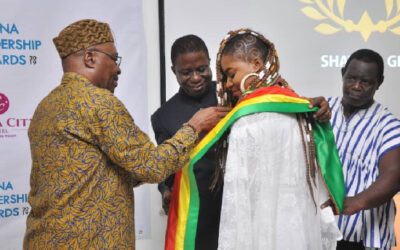 Shatana appointed ambassador to help fight nudity, prostitution and child abuse in Ghana